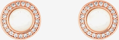 Heideman Boucles d'oreilles 'Dina' en or rose, Vue avec produit