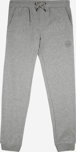 Jack & Jones Junior Pantalon 'GORDON SHARK' en gris chiné, Vue avec produit