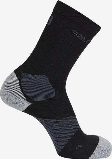 SALOMON Sportsocken in schwarz, Produktansicht