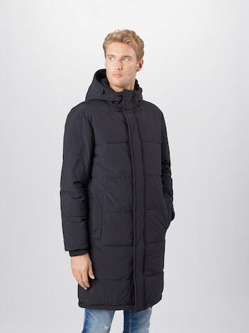 minimum Mantel 'Andan' in Schwarz