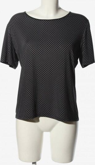 Unique T-Shirt in L in schwarz / weiß, Produktansicht