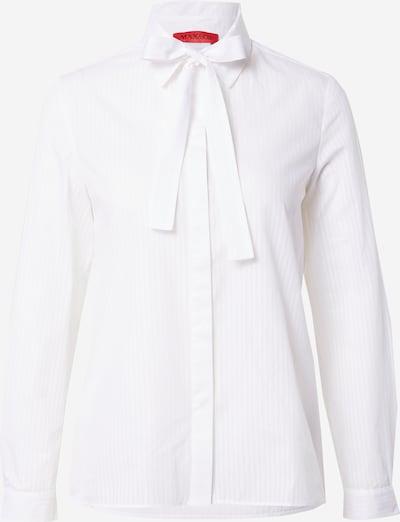 MAX&Co. Bluse 'Bill' in weiß, Produktansicht