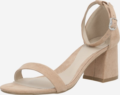 Missguided Sandale in nude, Produktansicht