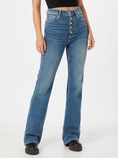 Džinsai 'THE RICKY' iš Boyish, spalva – tamsiai (džinso) mėlyna, Modelio vaizdas