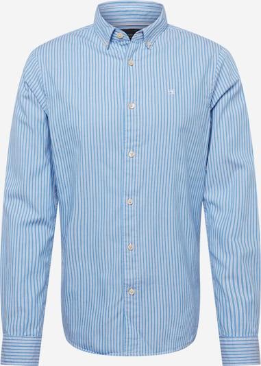 SCOTCH & SODA Hemd in blau / grau / weiß, Produktansicht