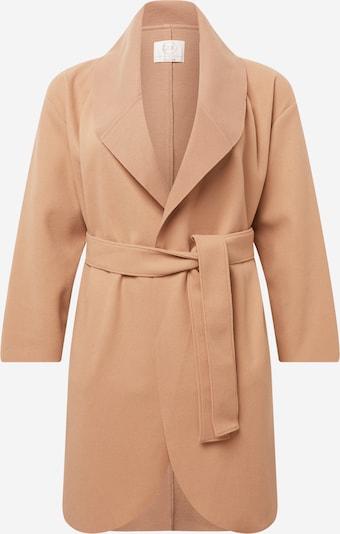 Guido Maria Kretschmer Curvy Collection Manteau mi-saison 'Saskia' en beige, Vue avec produit