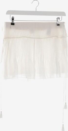 Chloé Seidenrock in XS in weiß, Produktansicht