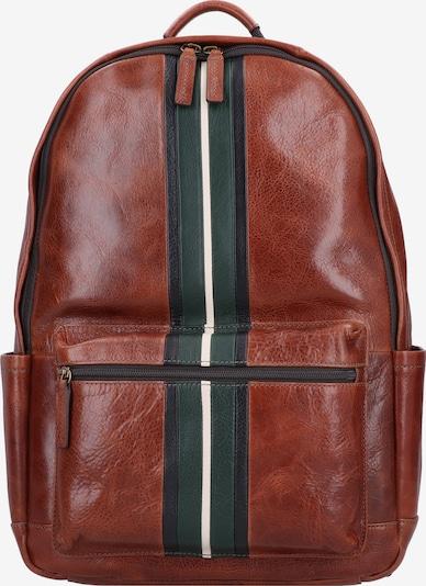 FOSSIL Rucksack in braun, Produktansicht
