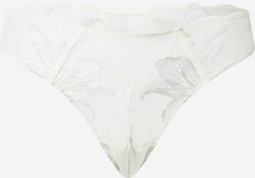 Calvin Klein Underwear String in Wit