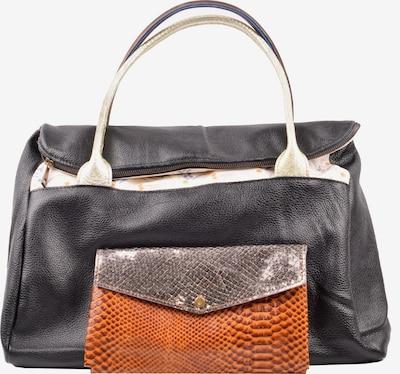 ebarrito Weekender 'SHADOWS BAG' in beige / braun / schwarz, Produktansicht