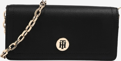 TOMMY HILFIGER Clutch 'Honey' in schwarz, Produktansicht