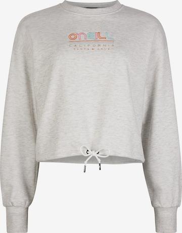 balts O'NEILL Sportisks džemperis 'All Year Crew'