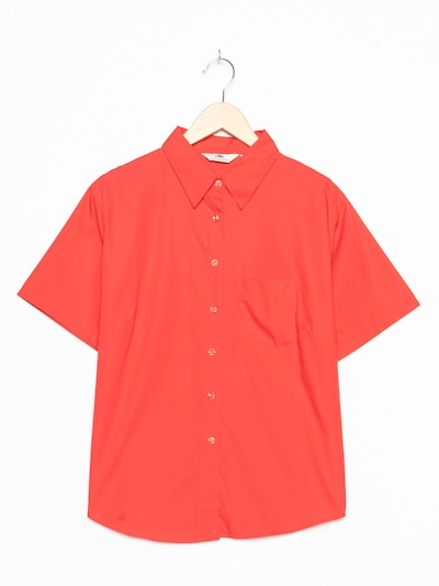 FRUIT OF THE LOOM Bluse in XXXL in rot, Produktansicht