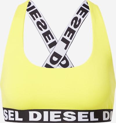 DIESEL BH 'UFSB-MJLEX' in gelb / schwarz / weiß, Produktansicht