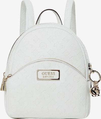 GUESS Rucksack in weiß, Produktansicht