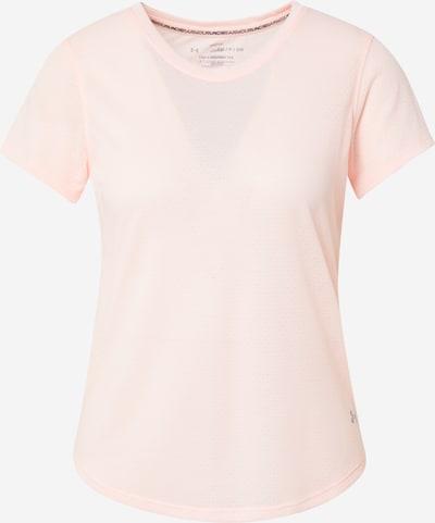 UNDER ARMOUR T-shirt fonctionnel 'Streaker' en rose, Vue avec produit