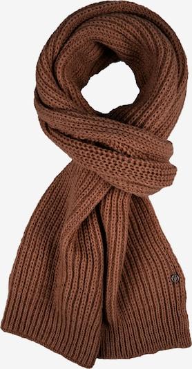 LOEVENICH Strickschal ' Cozy Winter ' in braun, Produktansicht