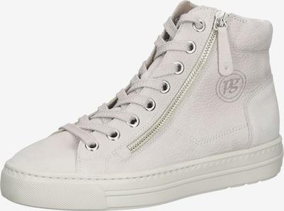 Paul Green Sneakers hoog in de kleur Lichtgrijs, Productweergave