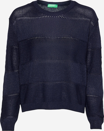 UNITED COLORS OF BENETTON Sweater in Dark blue, Item view