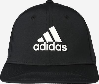 fekete / fehér adidas Golf Sport sapkák 'Tour', Termék nézet