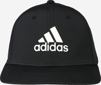 adidas Golf Sportpet 'Tour' in de kleur Zwart / Wit, Productweergave