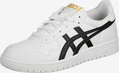 ASICS SportStyle Zemie brīvā laika apavi 'Japan', krāsa - melns / balts, Preces skats