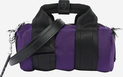 DIESEL Käsilaukku 'CAYAC' värissä lila / musta, Tuotenäkymä