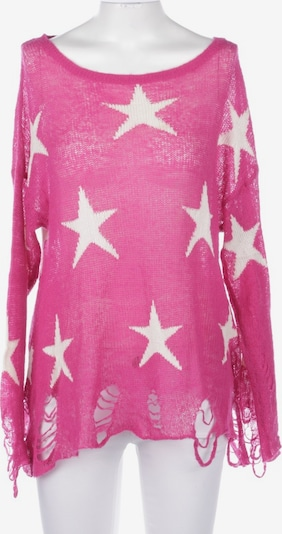 Wildfox Pullover / Strickjacke in XS in rosé, Produktansicht