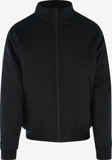 mazine Winterjas ' Exeter ' in de kleur Zwart, Productweergave