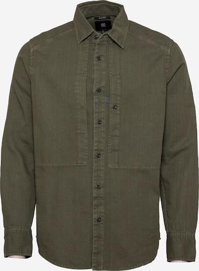 Camicia G-Star RAW di colore cachi, Visualizzazione prodotti
