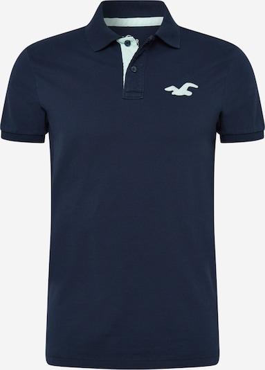 HOLLISTER Poloshirt in navy / weiß, Produktansicht