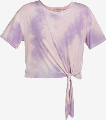 MYMO Shirt in Roze