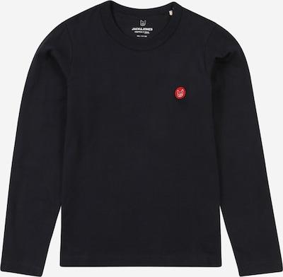 Jack & Jones Junior Shirt in nachtblau / melone, Produktansicht