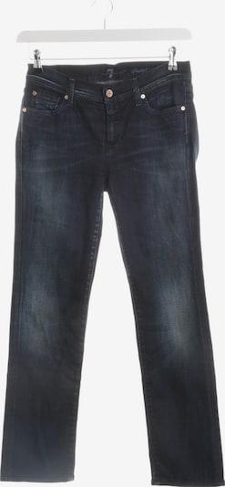7 for all mankind Jeans in 29 in dunkelblau, Produktansicht