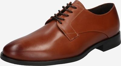 Shoe The Bear Zapatos con cordón 'RAMPLING' en cognac, Vista del producto