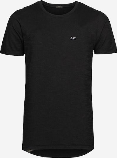 Tricou 'INGO' DENHAM pe negru, Vizualizare produs