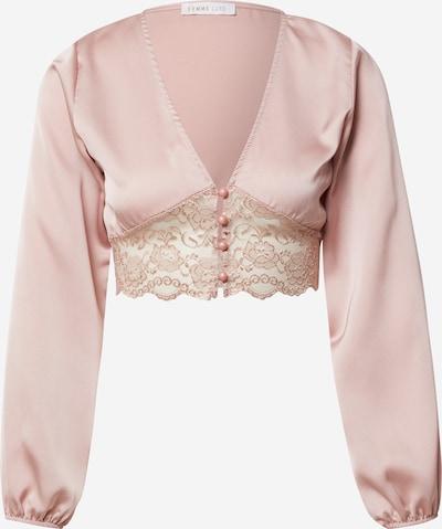 Femme Luxe Pusero 'BECKY' värissä roseekulta / roosa, Tuotenäkymä