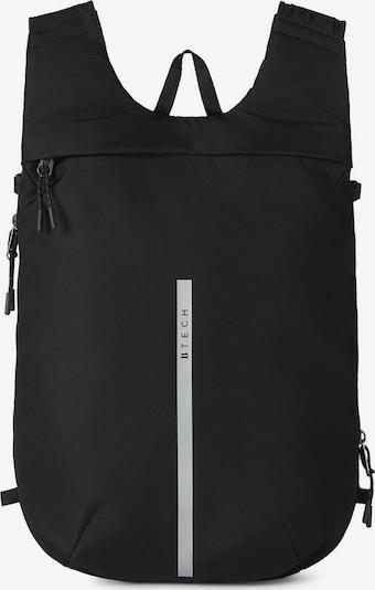 Boggi Milano Mochila en negro, Vista del producto