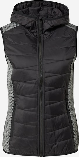 CMP Sporta veste, krāsa - raibi pelēks / melns, Preces skats