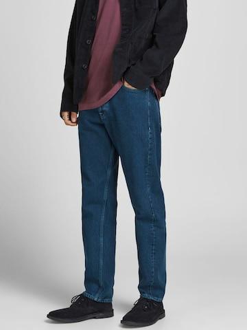 JACK & JONES Jeans 'Chris' in Blau