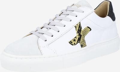 New Lab Sneaker in schilf / schwarz / weiß, Produktansicht