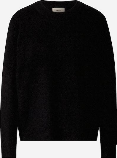 OBJECT Pullover in schwarz, Produktansicht