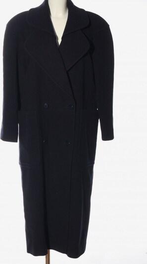 GIL BRET Wollmantel in XXXL in schwarz, Produktansicht