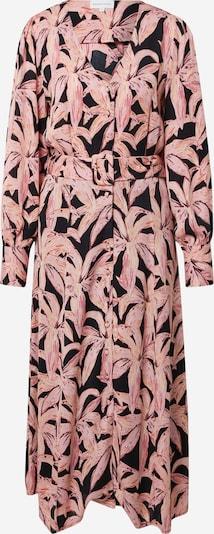 Fabienne Chapot Kleid 'Suraya Isa' in de kleur Goudgeel / Rosa / Rosé / Oudroze / Zwart, Productweergave