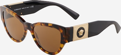 VERSACE Sunčane naočale '0VE4398' u smeđa / žuta, Pregled proizvoda