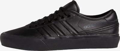 ADIDAS ORIGINALS Zemie brīvā laika apavi 'Delpala CL ', krāsa - melns, Preces skats