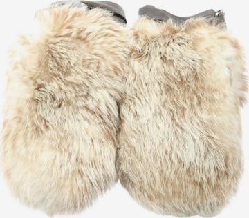 HUGO BOSS Gloves in XS-XL in Beige