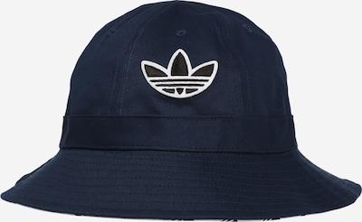 ADIDAS ORIGINALS Chapeaux 'SPORT BELL BUCK' en bleu marine / noir / blanc, Vue avec produit