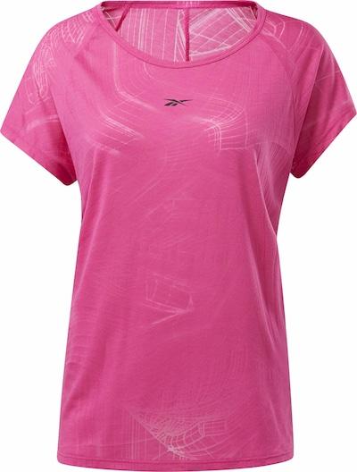 REEBOK T-Shirt in dunkelpink, Produktansicht