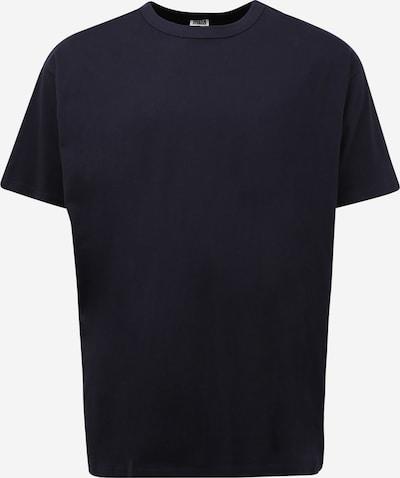 Urban Classics Big & Tall T-Shirt in dunkelblau, Produktansicht